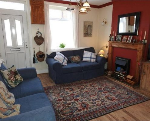 Stanley Cottage Lounge