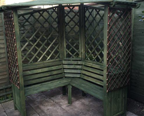 Stanley Cottage Garden Arbour