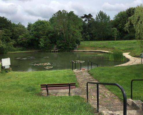 Haylings Pond, Leiston