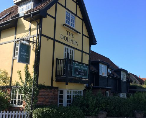 The Dolphin, Thorpeness
